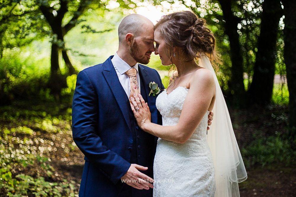 Llanerch Cardiff wedding photographer