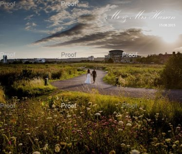 St Davids Hotel wedding photography